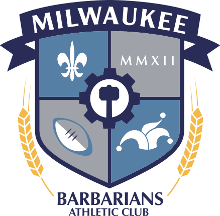 Milwaukee rugby official crest