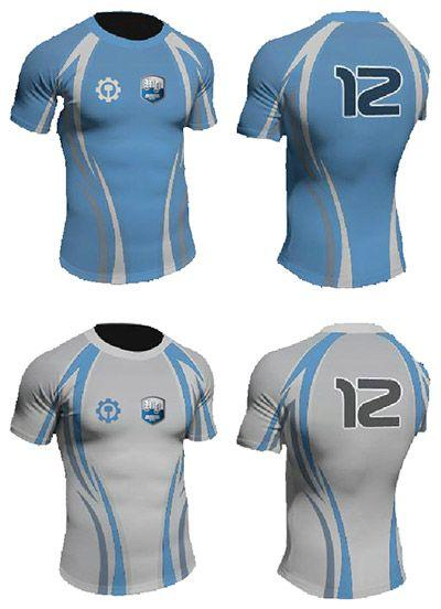 Barbarians Jerseys 2012