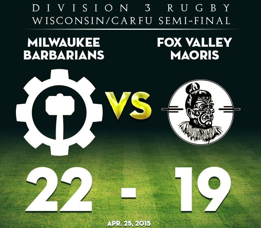 milwaukee rugby v fox valley 2015 04 25
