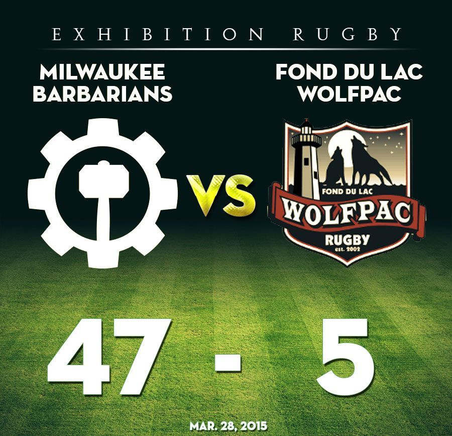 milwaukee rugby defeats MRFC 48-5