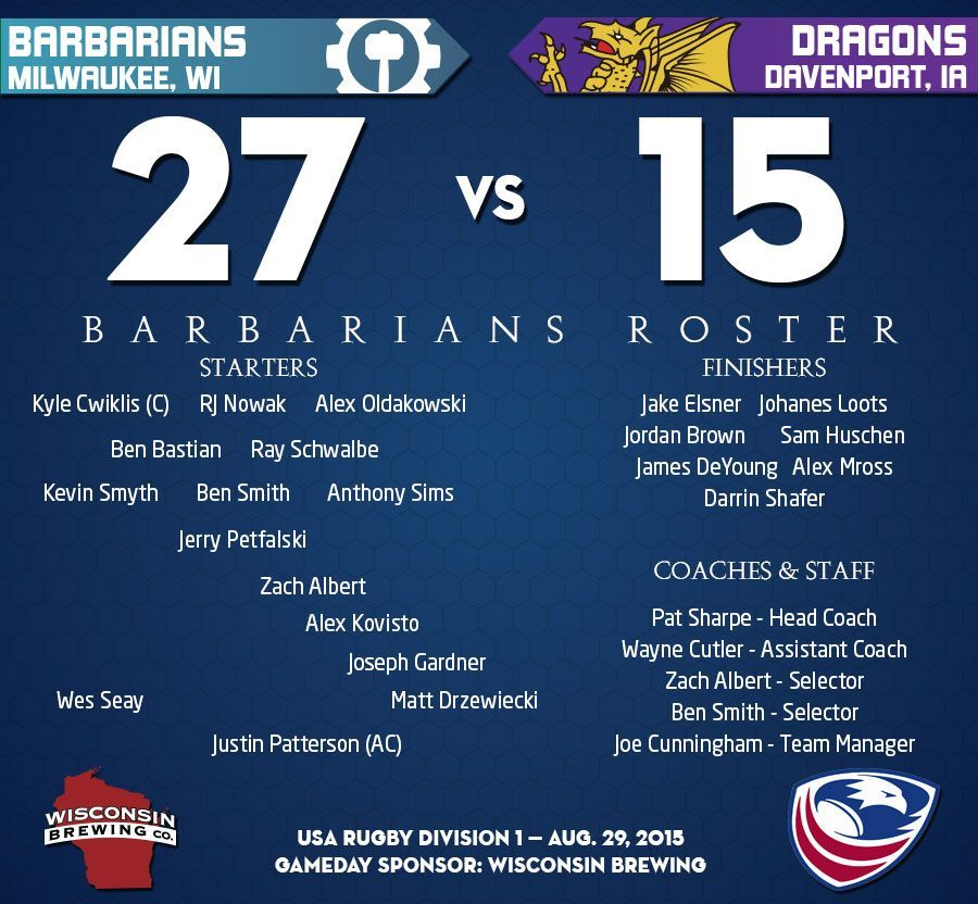 milwaukee rugby v dragons usard1 2015-08-29