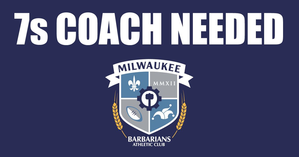 Coach wanted for Rugby Sevens in Milwaukee