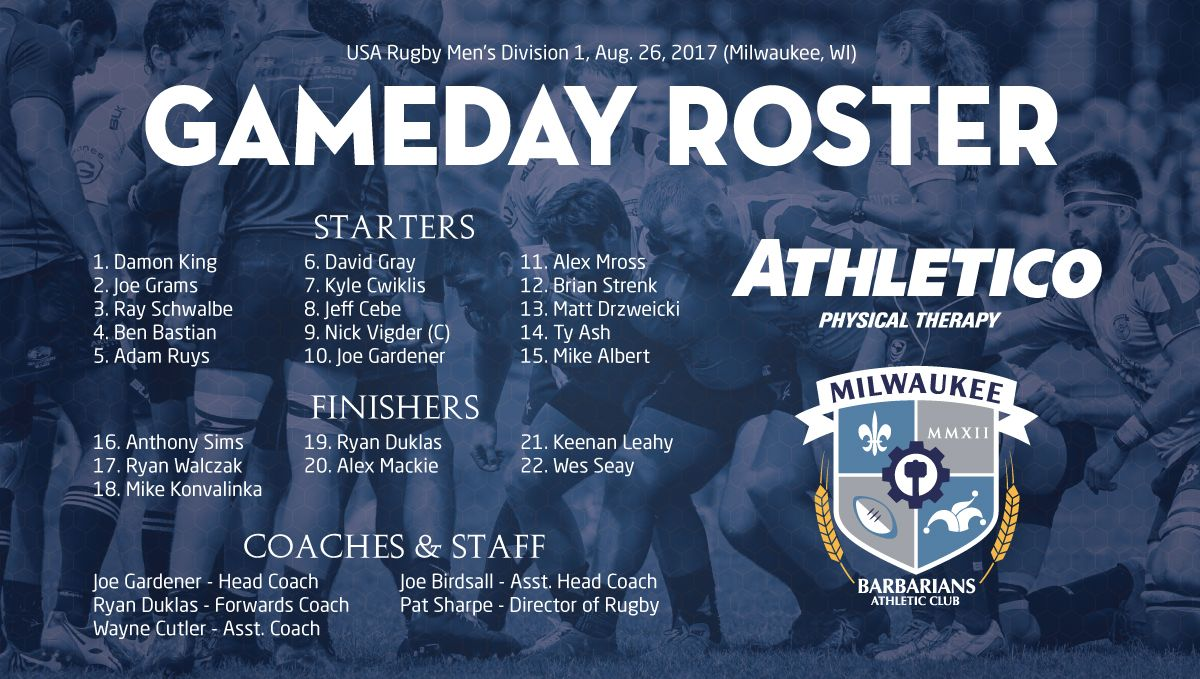 2017 08 26 milwaukee v palmer roster