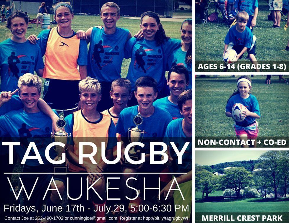 Milwaukee Tag Rugby 2016