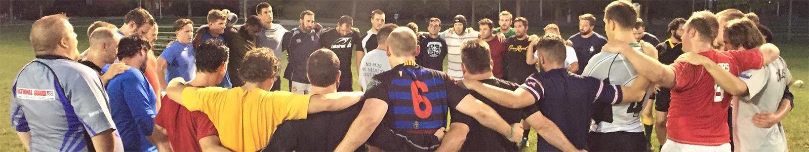 Join us for a rugby practice in Milwaukee most Tuesdays and Thursdays